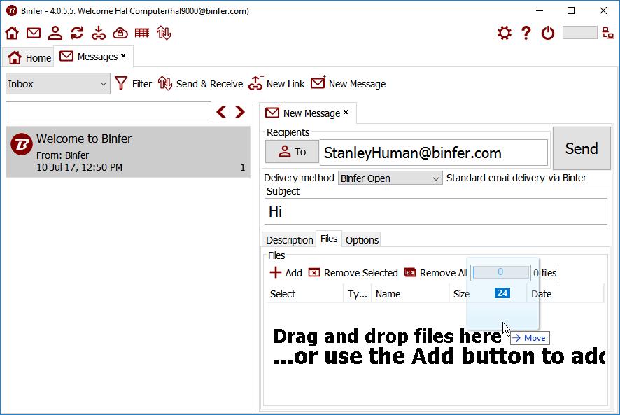 The Best File Sharing Software Binfer