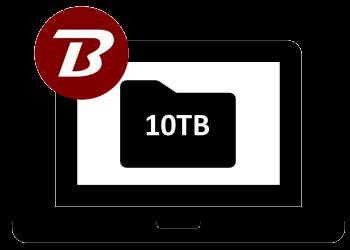 Binfer Large File Transfer Icon